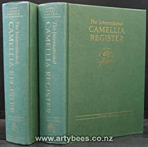 The International Camellia Register (2 Volumes)
