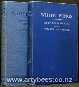 White Wings - Fifty Years of Sail: Brett, Henry