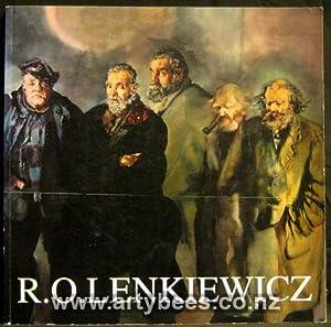 R.O. Lenkiewicz - SIGNED COPY: Lenkiewicz, R.O. With