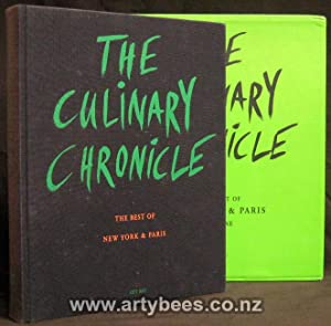 The Culinary Chronicle 3 - The Best of New York & Paris