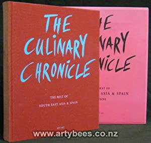 The Culinary Chronicle 4 - The Best of South East Asia & Spain