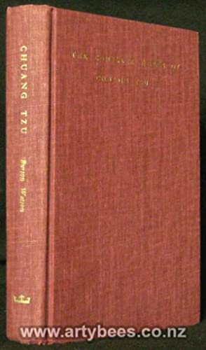 the complete works of chuang tzu pdf burton watson