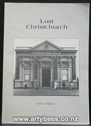 Lost Christchurch: Wilson, John