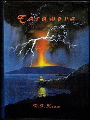 Tarawera - The Volcanic Eruption of 10: Keam, R.F.