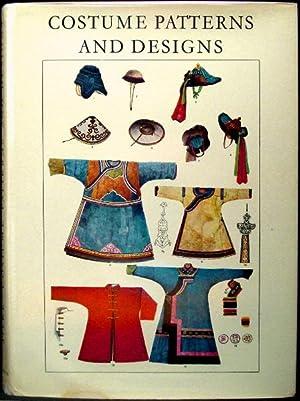 Costume Patterns and Designs - A Survey: Tilke, Max