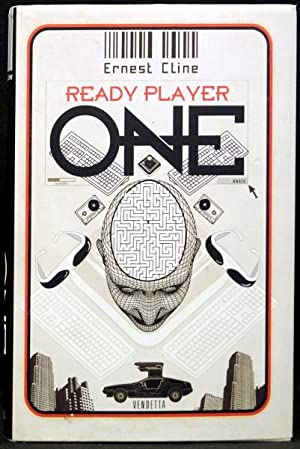 Ready Player One - Signed Copy in: Cline, Ernest