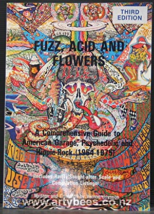 Fuzz, Acid and Flowers. A Comprehensive Guide: Joynson, Vernon