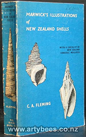Marwick's Illustrations of New Zealand Shells with: Fleming, C.A.
