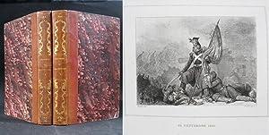 uvres d' Auguste BARTHÉLEMY/ 2 Volumes FURNE: Auguste BARTHÉLEMY et