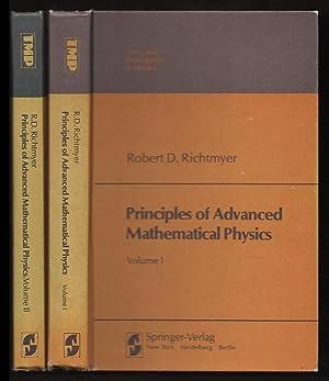 Principles of Advanced Mathematical Physics. Vol 1.;: Richlmyer, Robert D.