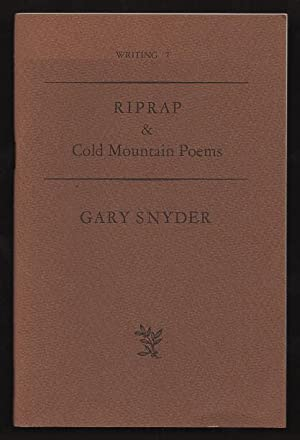 Riprap & Cold Mountain Poems (Writing Series;: Snyder, Gary