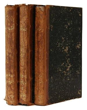 Gil Blas de Santillane [3 volumes]: Lesage, Alain Rene
