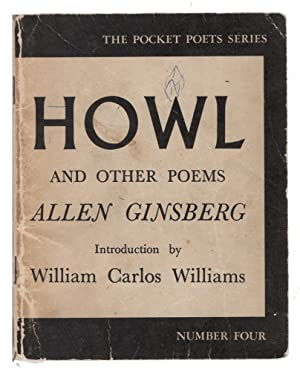 Howl and Other Poems (Pocket Poets Series;: Ginsberg, Allen
