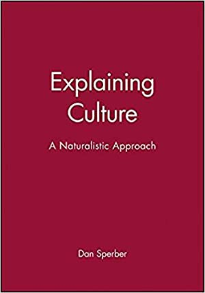 Explaining Culture: A Naturalistic Approach