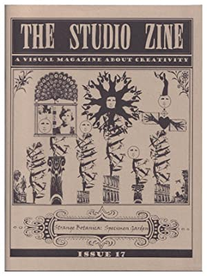 The Studio Zine: A Visual Magazine About Creativity. Issue 17