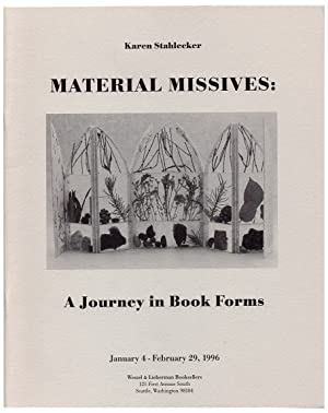 Material Missives: A Journey In Book Forms
