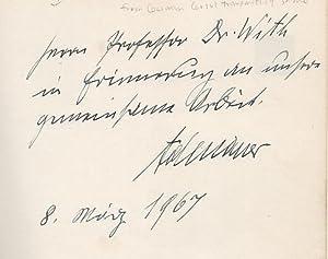 Konrad Adenauer und Seine Zeit: Adenauer, Konrad] Otto, Bertram