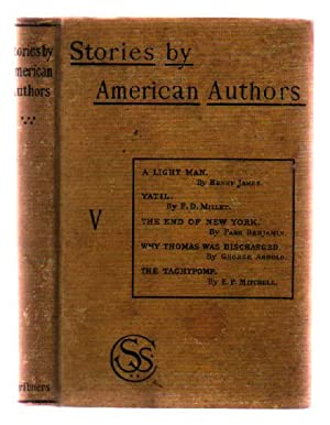 Stories by American Authors: V: James, Henry, et al.