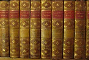 The Waverley Novels (Sir Walter Scott Edition): Scott, Sir Walter