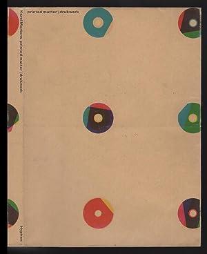 Karel Martens: Printed Matter / Drukwerk: Martens, Karel (editor);