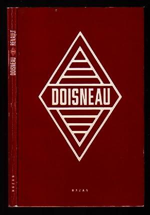 Robert Doisneau [Spine title: Doisneau Renault]: Doisneau, Robert; Maisonneuve, Andre; Grande Halle...