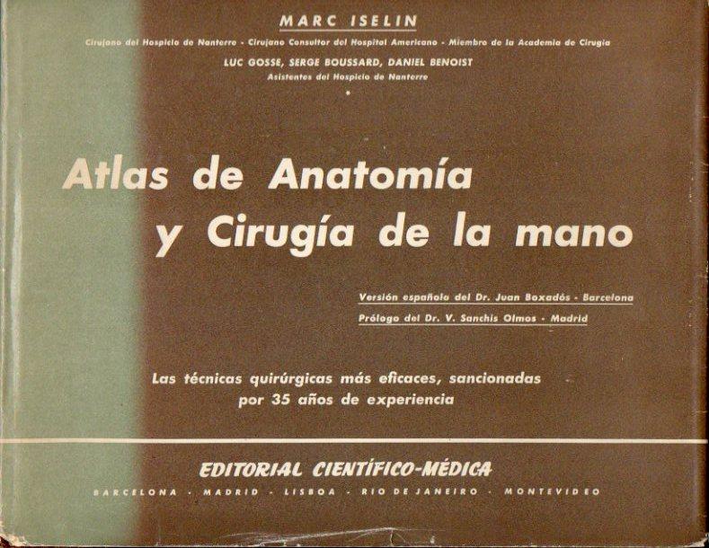 Anatomia Mano - AbeBooks