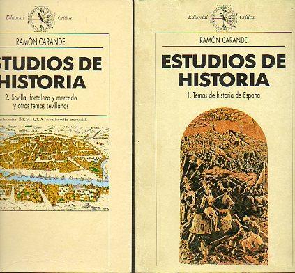 Temas de historia de Espana (Critica/Historia del mundo moderno)