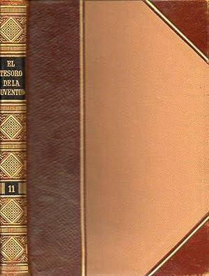 EL TESORO DE LA JUVENTUD. Enciclopedia de conocimientos. Vol. 11. El movimiento y la materia. ...