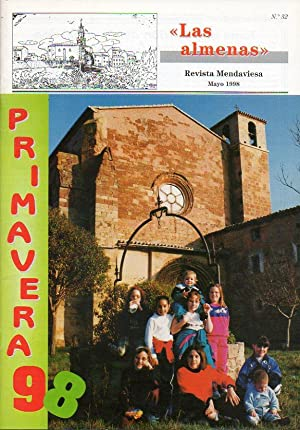 LAS ALMENAS. Revista Mendaviesa. Nº 32.: Pérez Acedo, Miguel (Dir.)