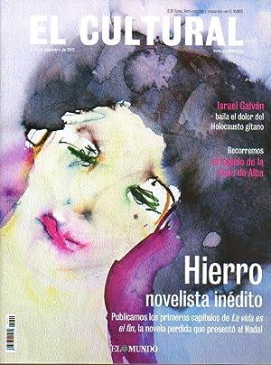 EL CULTURAL. José Hierro, novelista inédito. El: Berasátegui, Blanca (Dir.)