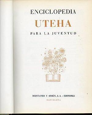 ENCICLOPEDIA UTEHA PARA LA JUVENTUD. Vol. 4. 2ª ed.: González Porto, José (Dir.)