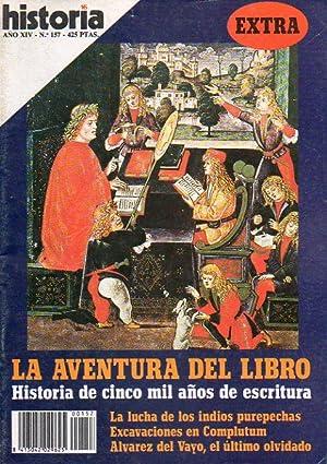 HISTORIA 16. Año XIV. Nº 157. EXTRA.: Solar Cubillas, J.
