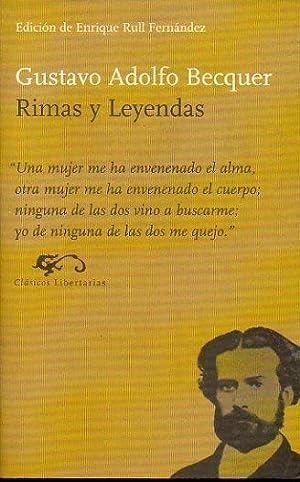 RIMAS Y LEYENDAS. Edición de Enrique Rull Fernández.: Bécquer, Guastavo Adolfo.