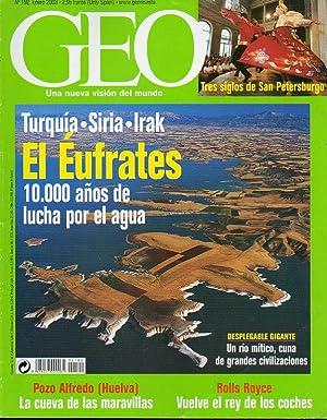GEO. Una Nueva Visión del Mundo. Revista: Corral, David (Dir.)