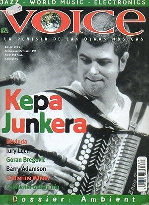 VOICE. La Revista de las Nuevas Músicas.: Illa, Carles P.