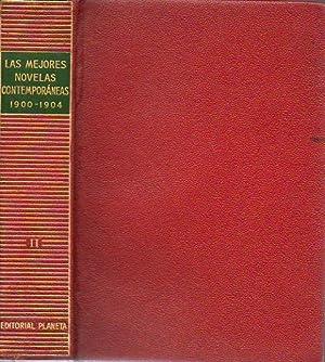 LAS MEJORES NOVELAS CONTEMPORÁNEAS. Tomo II (1900-1904).: V.V. A.A.