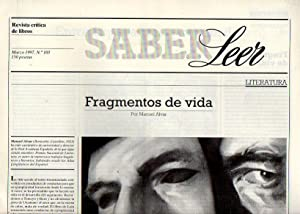 SABER LEER. Revista Crítica de Libros. Nº: Servicio de Comunicación