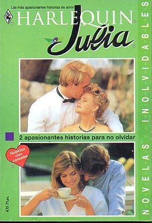 HARLEQUIN JULIA. 2 Novelas Completas. VIVE TUS SUEÑOS / PROVOCACIÓN DELIBERADA.:...