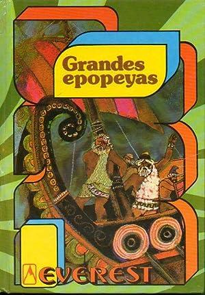 GRANDES EPOPEYAS. Ilustrs. de Teo.: Osorio Rodríguez, José