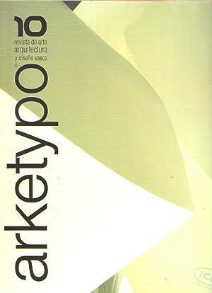 ARKETYPO. Revista de Arte, Arquitectura y Diseño Vasco. Nº 10. ACXT Arquitectos. Club Deportivo y ...