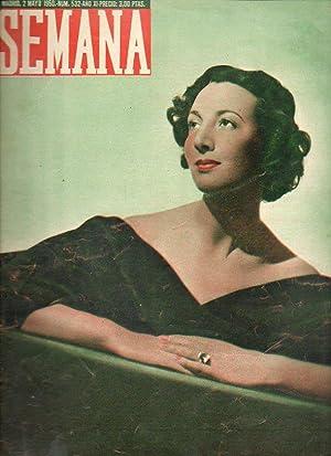 SEMANA. Año XI. Nº 532. Bellezas Españolas: N. c.
