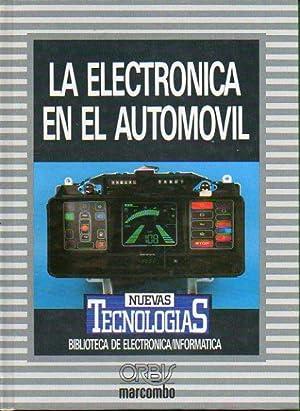 NUEVAS TECNOLOGÍAS. Biblioteca de Electrónica Informática. Vol.: Marcombo.