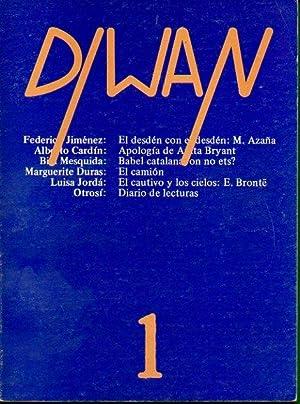 DIWAN. Nº 1. Federico Jiménez Losantos: Manuel Azaña: el desdén con el ...