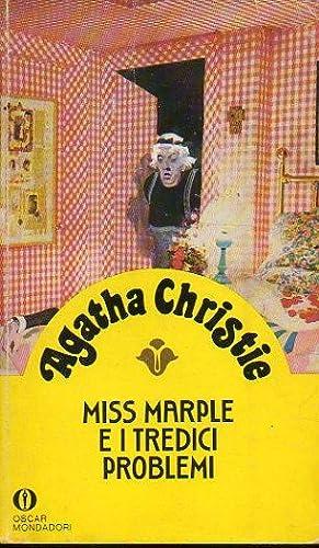 MISS MARPLE E I TREDICI PROBLEMI. Trad.: Christie, Agatha.
