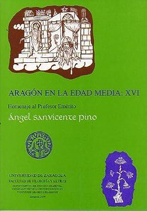 ARAGÓN EN LA EDAD MEDIA. HOMENAJE AL: Falcón Pérez, María