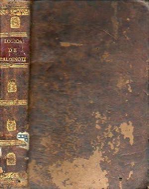 DE RECTA HUMANAE MENTIS INSTITUTIONE. Libri IV.: Baldinotti, Cesare.