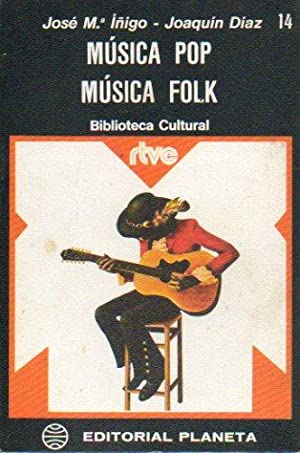 MÚSICA POP / MÚSICA FOLK.: Íñigo, José María