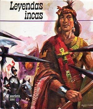 LEYENDAS INCAS. Ilustraciones de Ballestar. 1ª edición.: Soler Blanch, Carmen