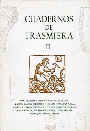CUADERNOS DE TRASMIERA. II. Prehistoria de las marismas; Un juego tradicional en Trasmiera: el ...