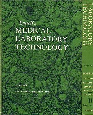 LYNCH S MEDICAL LABORATORY TECHNOLOGY. Third Edition.: Raphael, Stanley S.